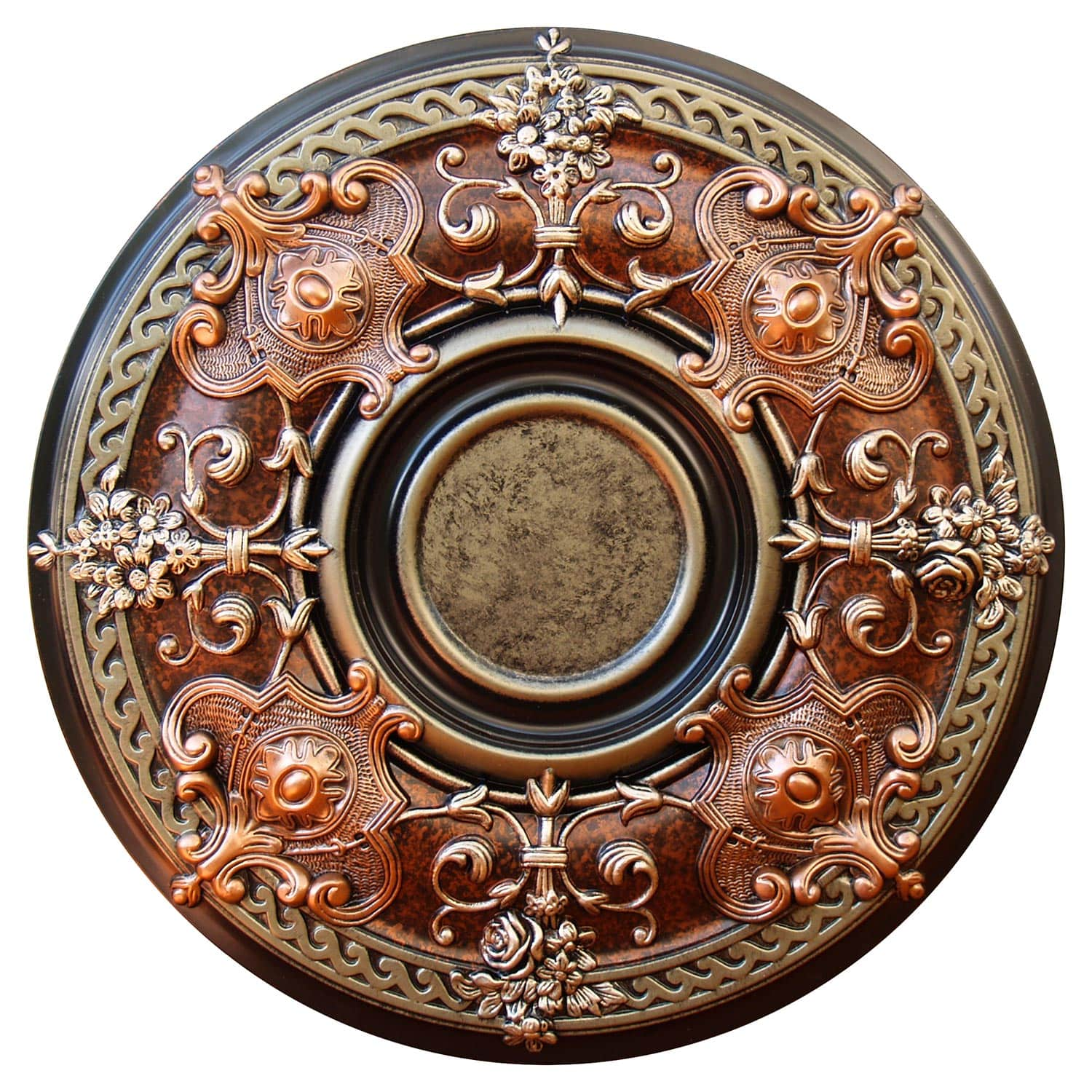Ceiling Medallion Quot Beauty Amp Balance Quot 28 1 8 In Ccmf 035